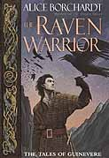 book cover of The Raven Warrior