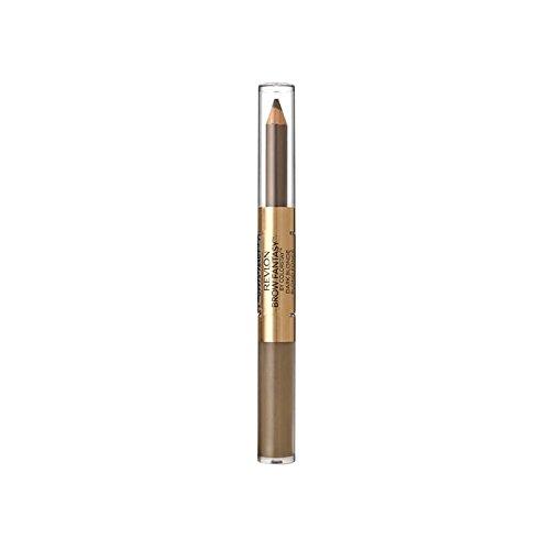 レブロンの眉ゲルペンシルダークブロンド x4 - Revlon Brow Gel Pencil Dark Blonde (Pack of 4) [並行輸入品] B0713SMQKX