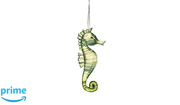 Crystal Expressions 3.5 Inch Seahorse Ornament// Suncatcher