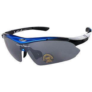 oakley 0089 sunglasses with 5 lens
