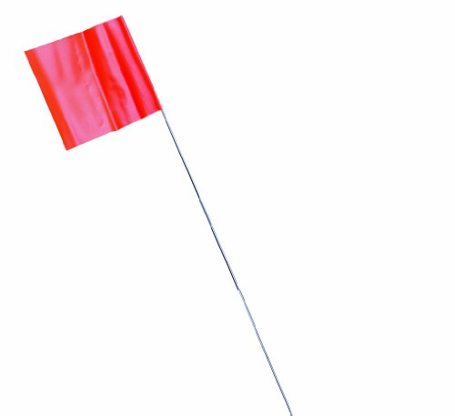 Task Tools T59502 Orange Marking Flag