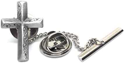 Menz Jewelry Accs Irish Claddagh TIE TACK Manufacturer Direct Pricing