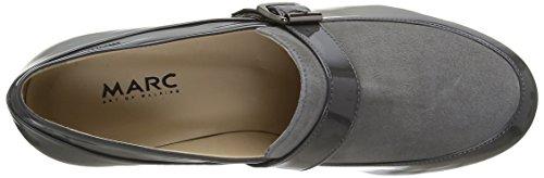 Escarpins Leona 00159 grey Shoes Marc Grau Femme Gris wp1Pq