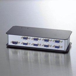 パソコン オフィス用品 分配器 エレコム ディスプレイ分配機 VSP-A8 [並行輸入品] B019IIBCRE