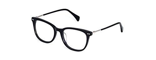 Angel Fire Sydney Square Browline Non-prescription Eyeglasses for Men & - Sunglass Shops Sydney