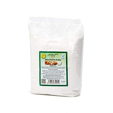 Preparado Panificable sin gluten: Amazon.es: Alimentación y ...