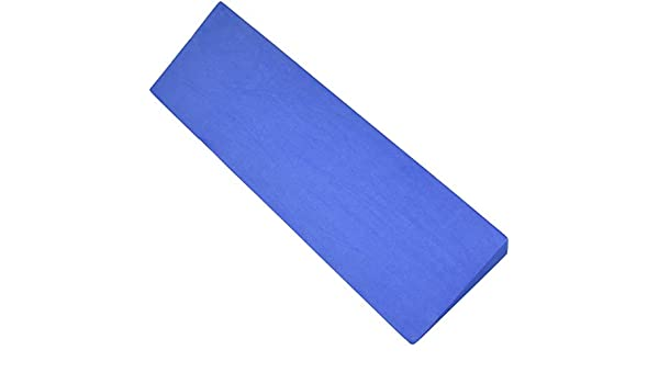 Yoga Direct Foam Yoga Wedge, Blue: Amazon.es: Deportes y ...