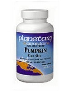 Planetary Formulations - Pumpkin Seed Oil, 45 softgels by Planetary Formulas