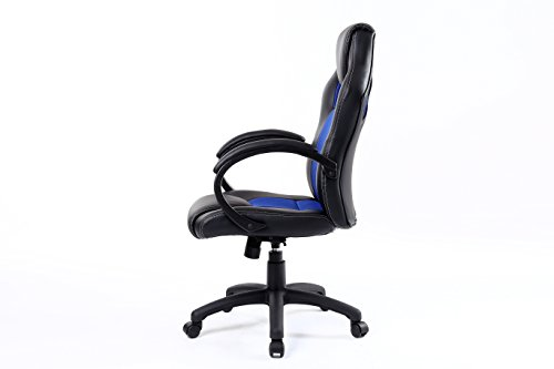 Relax The Back Office Chair Reviews: BTEXPERT Executive PU Leather High-Back Swivel Racing