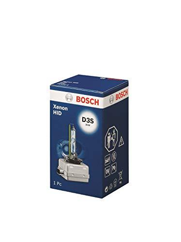 Bosch D3S High Intensity Discharge (HID) Bulb, Pack of - Hid Discharge High Intensity Lighting