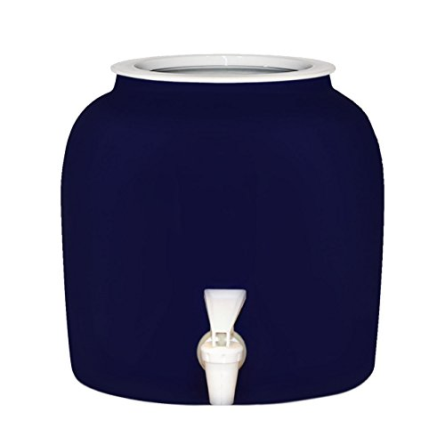 5 gallon ceramic crocks - 5