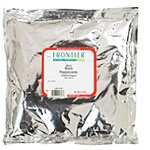 Frontier Natural Products 2536 Frontier Bulk Lemon Peel Granules  Organic 1 Lbs.