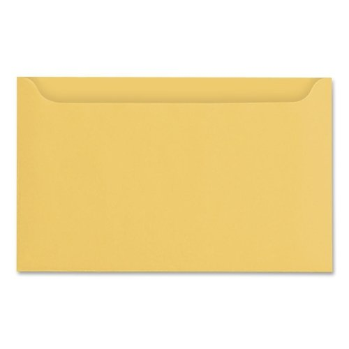 Quality Park Professional Filing Jackets - 5'' Width x 8.13'' Length Sheet Size - Cameo - 500 / Box by Quality Park