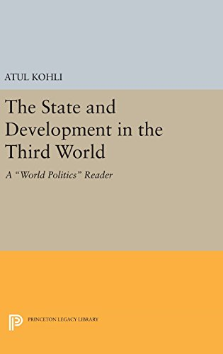 The State and Development in the Third World – A