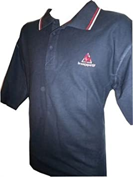 06e0b481f2 Mens Navy Blue LE COQ SPORTIF Sports Polo / T-shirt - Size - XL 46 ...