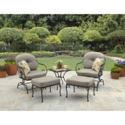 Better Homes and Gardens Myrtle Creek 5-Piece Outdoor Leisure Set Review
