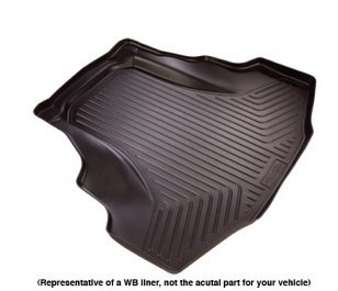 Husky Liners Weatherbeaters 2012 Toyota Camry (NOT Hybrid) Custom Molded Trunk Liner -Black Only-