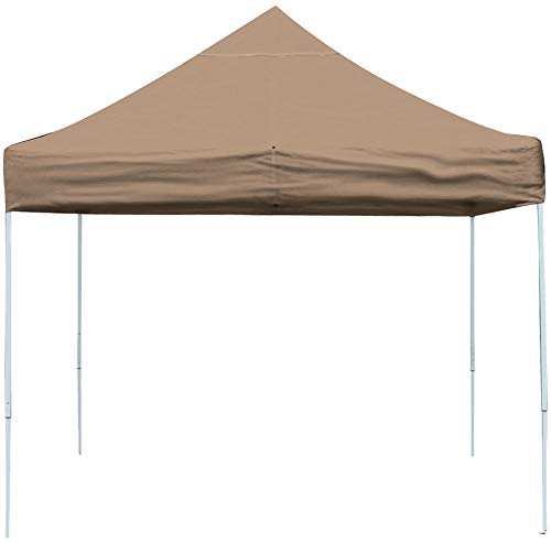 ShelterLogic Straight Leg Pop-Up Canopy with Roller Bag, 10 x 10 ft. Review