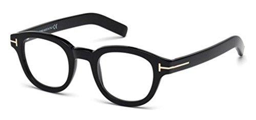 923cb576c233 TOM FORD Eyeglasses FT5429 001 Shiny - Men Eyewear Ford Tom