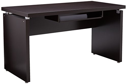 coaster home furnishings skylar computer desk - cappuccino