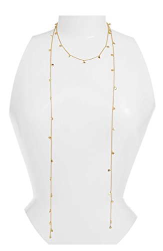Boosic Lariat Choker Tassel Necklace
