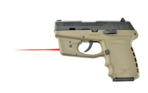 LaserLyte TGL Laser for SCCY CPX-1 and CPX-2 Pistols