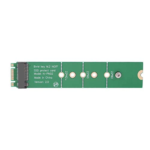 B M Key M.2 SSD male to female Extension Adapter NGFF Protect test tool Card
