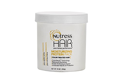 Nutress Hair One-Step Protein Treatment for Colored Hair 16 (Hair Moisturizing Protein)