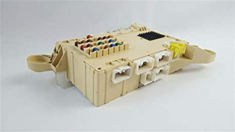 amazon com cabin fuse box fits 02 03 04 05 06 lexus sc430 p fuse box panel cabin fuse box #12