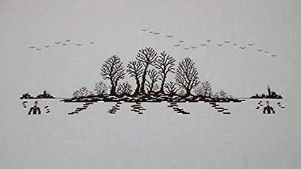 Renato Parolin Cross-Stitch Chart Design Mailhat DAuvergne
