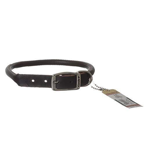 Circle T Latigo Leather Round Collar - 18 Long x 3/4 Wide (18 Pack) ()