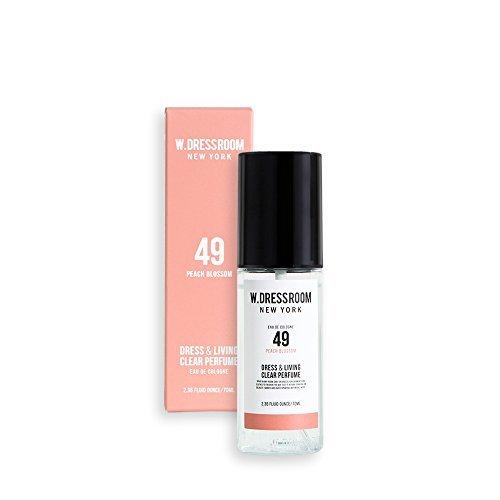 W.Dressroom Perfumes Air Fresheners Home Fragrances Sprays 70ml [49 Peach Blossom] ()
