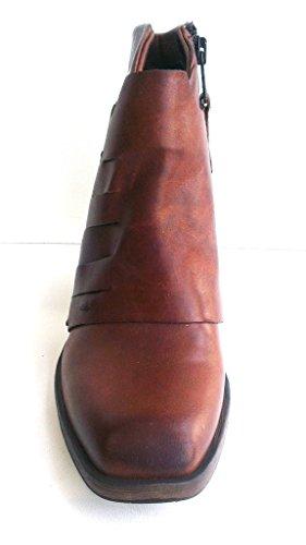 Mjus Stiefelette, Antikleder Cuoio, 687203-0201-6130