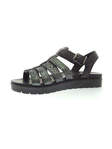 Igi&Co 58033 Sandalo Donna Nero 36