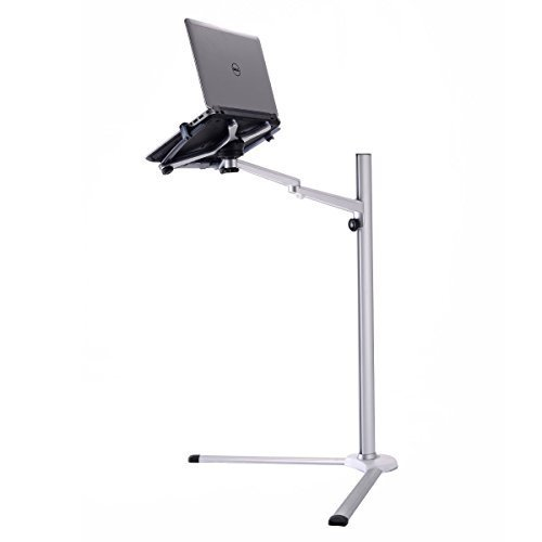 Tangkula Ipad/Laptop Stand Holder 3 in 1 Height Adjustable 3