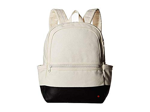 STATE Women's Kane Backpack, Natural/Black, One Size by STATE Bags