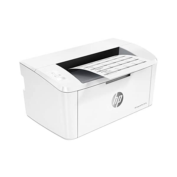HP Laserjet Pro M17w Single Function Wireless Laser Printer 7