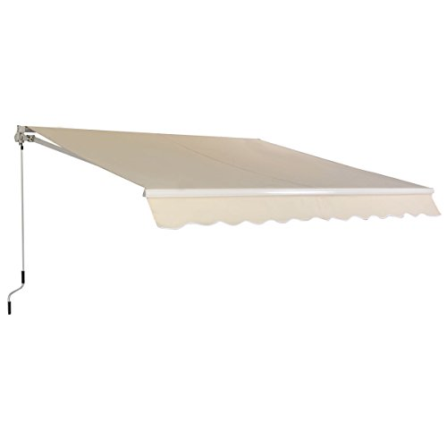 alitop-manual-patio-64x5-retractable-deck-awning-sunshade-beige