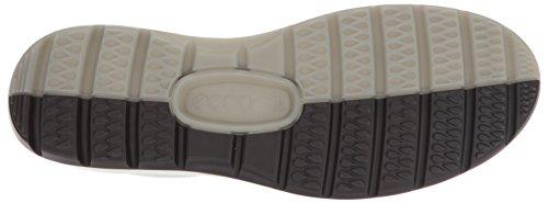 Ecco Heren Cool 2.0 Lederen Gore-tex Fashion Sneaker Wit Leer