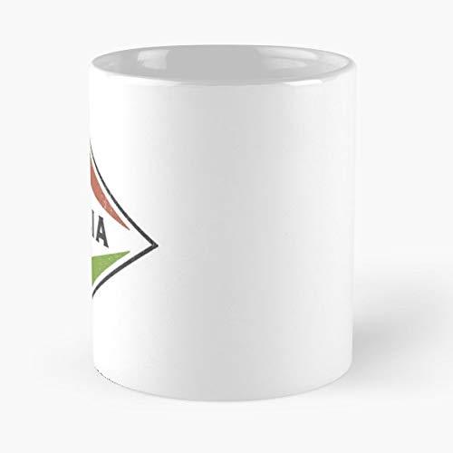 (Sicilia Sicily Italy - Morning Coffee Mug Ceramic Best Gift 11 Oz)