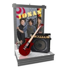 JONAS 2009 Hallmark Ornament - Ornament Little Brother