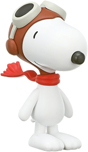 Medicom Peanuts: Snoopy, The Flying Ace Ultra Detail Figure ()