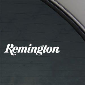 Amazoncom Remington Super Magnum Decal Window Sticker - Window decals amazon