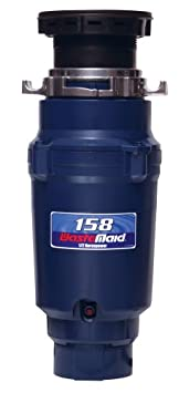 Waste Maid 158 Standard 1//2 HP Food Waste Disposer US-WM-158