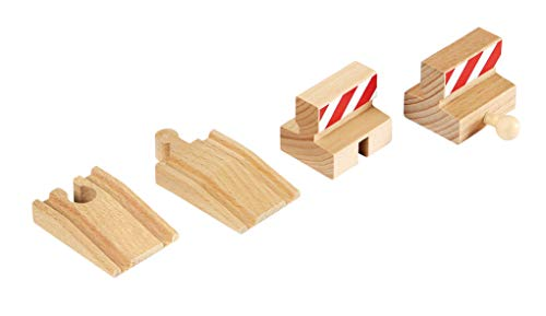 BRIO Stop and Ramp Track
