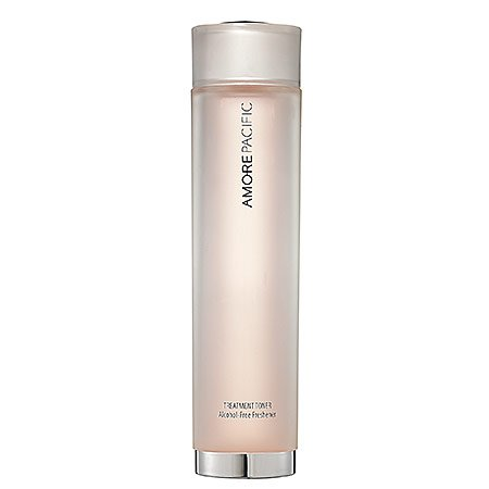 - AmorePacific Treatment Toner Alcohol-Free Freshener 3.4 oz