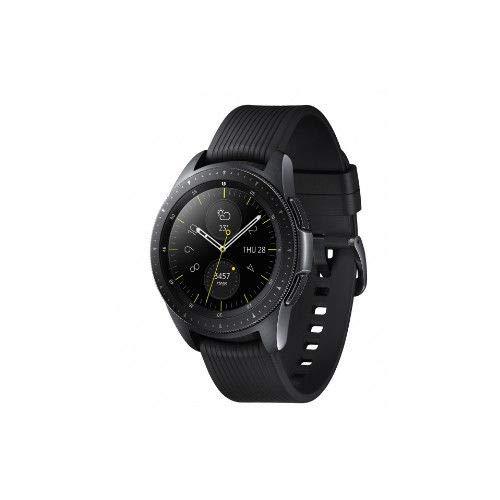 Samsung. Galaxy Watch ギャラクシーウォッチ 最新モデル Wi-Fi Bluetooth SM-R810 42mm [並行輸入品] ミッドナイトブラック