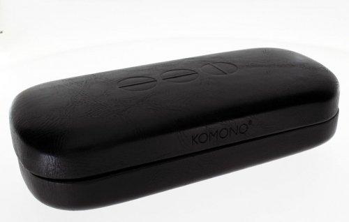 la Indice KOMONO 3 main CLEMENT TORTOISE MIXTE assemblée GILLES à BLACK xCqawqXzA