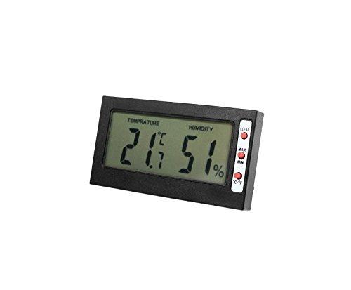 Andoer Digital LCD C/F Thermometer Hygrometer Max Min Memory Celsius Fahrenheit