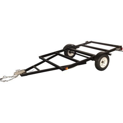 - Ironton Heavy-Duty Trailer Kit - 5ft. x 8ft., 5.30-12in...